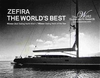 Soft Mount System on the Fitzroy ZEFIRA-The WORLD'S BEST YACHT-2011